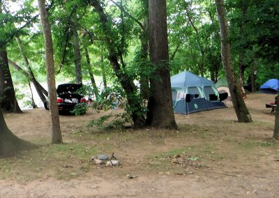 Riverfront Camping The Country Place Cabin Rentals In