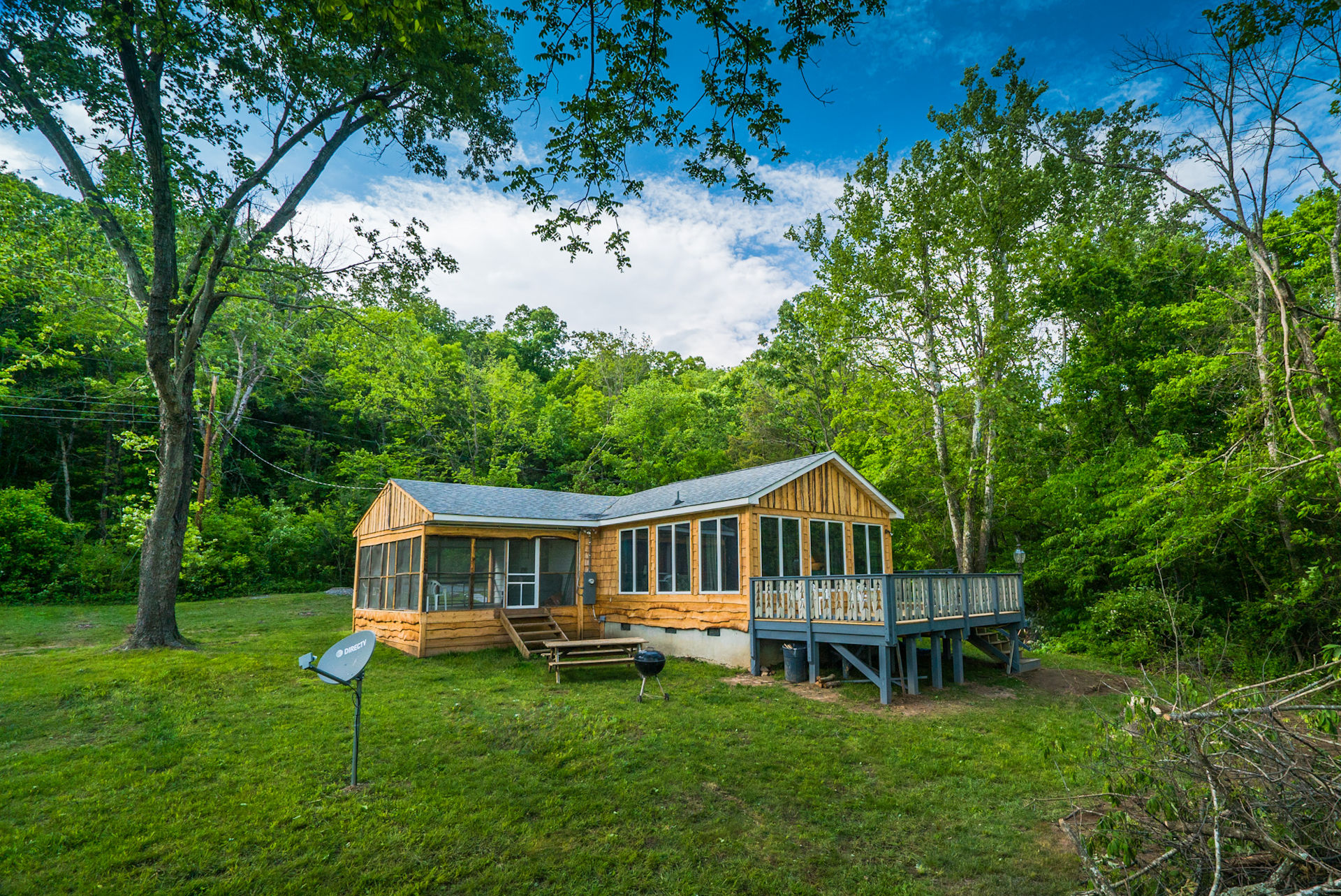 Eagle Landing Country Place Lodging Camping On The