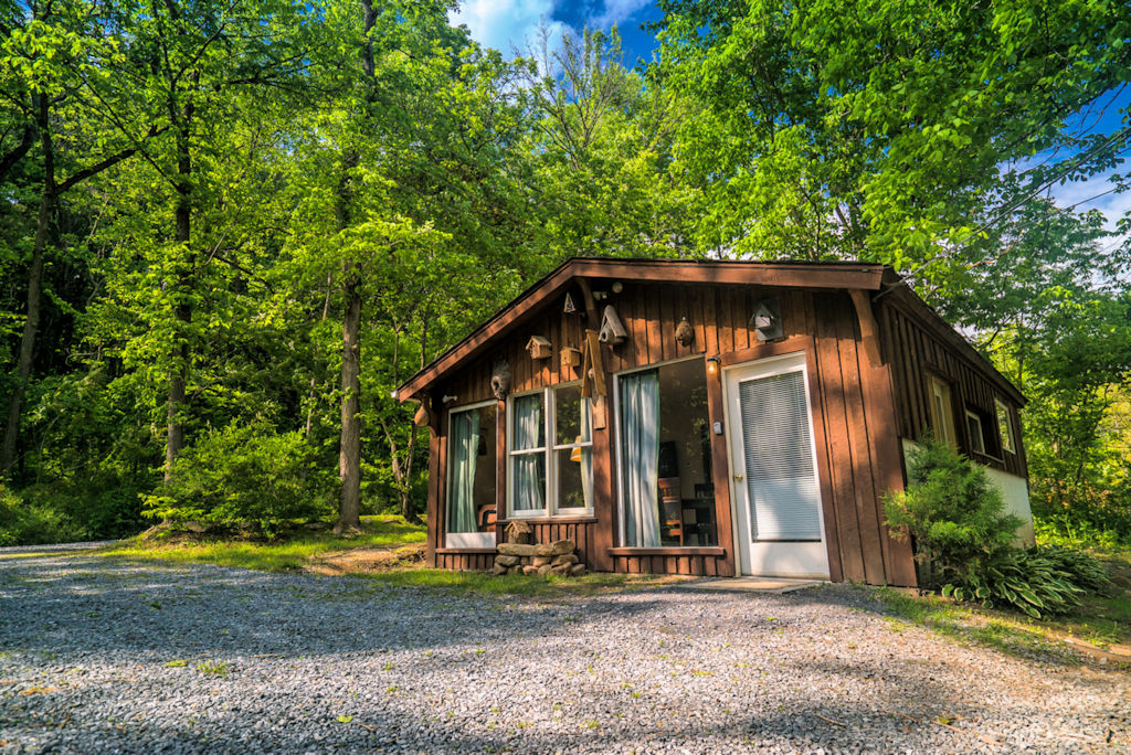 Misty Annex Country Place Lodging Camping On The