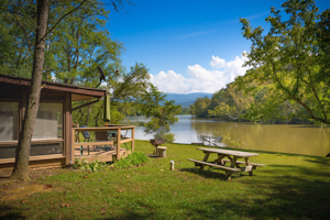The Country Place Cabin Rentals In Luray Va Lodging